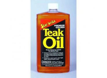 Golden Premium huile de Teck 946ML